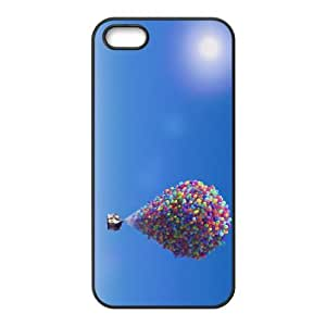 Pixar Up House TPU Covers Cases Accessories for Apple iphone 4/4s