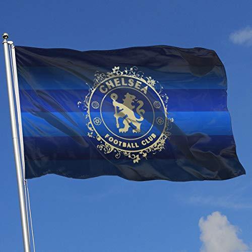 PPLX Famous Soccer Logo Flag 3' X 5' Real Madrid ManUTD and England Premier League Clubs Flag