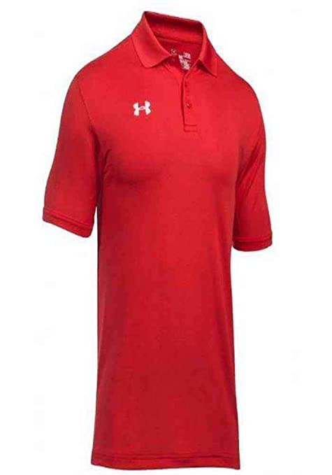Under Armour Team Armour Polo para hombre. - 1287622-600-2XL, XXL ...
