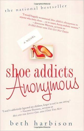b774023df Shoe Addicts Anonymous: A Novel (The Shoe Addict Series): Beth Harbison:  9780312348236: Amazon.com: Books