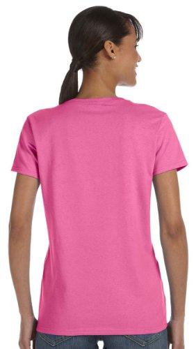 Gildan Missy Fit Heavy Cotton T-Shirt >                     Daisy 5000L Rojo cardenal
