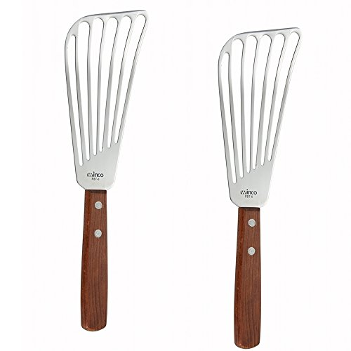 Pack of 2 Fish Spatula With Wooden