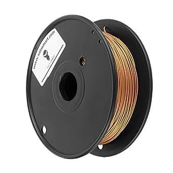 SainSmart Metal-RedCopper-1KG1.75 Red Copper Metal 1.75 mm Filament for 3D Printing, 0.5 kg/1.1 lb.