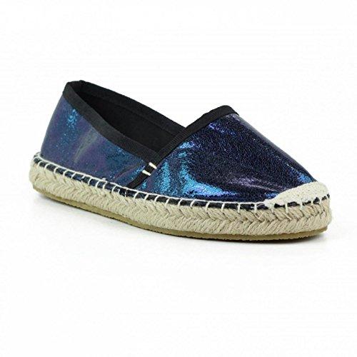 Chaussures pour Garçon et Fille XTI 53053 METALIZADO NAVY