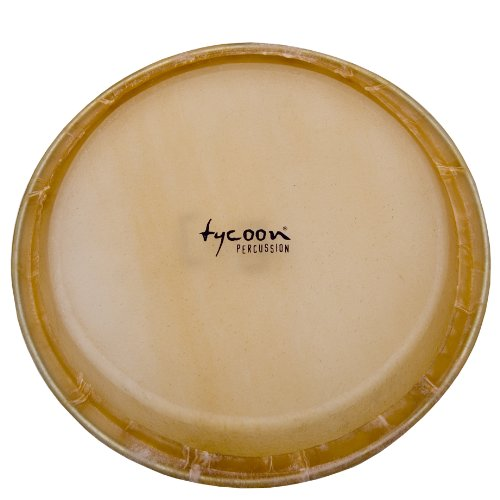 Tycoon Percussion (Tycoon Percussion Standard Replacement 11.75 Inch Conga Head (Water Buffalo))