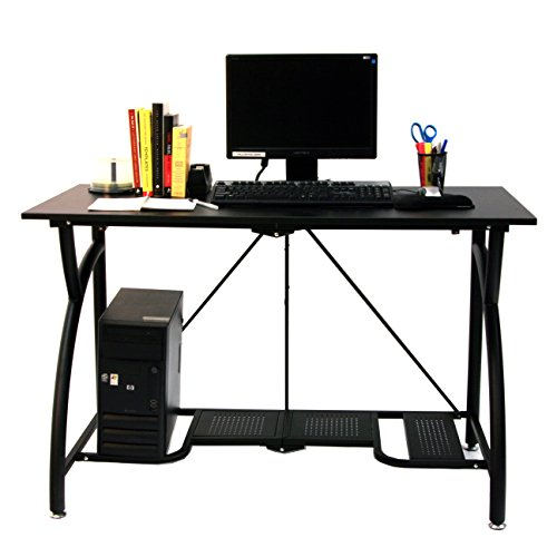 Origami Foldable Computer Desk Black product image