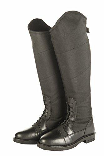 HKM Reitstiefel - Style Winter - Schuhgrösse 39, schwarz