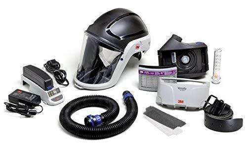 3M Personal Protective Equipment Versaflo Heavy Industry PAPR Kit TR-300N+ HIK, Beige