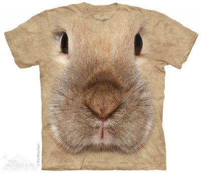 Bunny Face The Mountain Tee Shirt