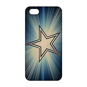 Wish-Store NFL Dallas Cowboys (3D)Phone Case for iPhone 5s