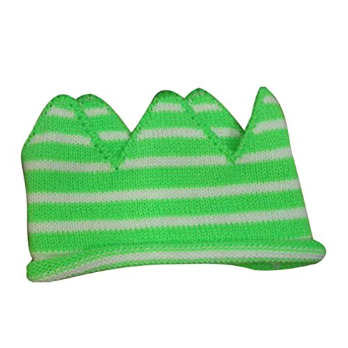 per Top 1 Fascia Empty Green capelli Knit Crown Elastic Acvip Baby qIATaa