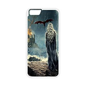 GameofThrones FG5005517 Phone Back Case Customized Art Print Design Hard Shell Protection Case Cover For HTC One M7