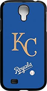 OTTHVE - MLB Team Logo, Kansas City Royals Logo Samsung GALAXY S4 Cases (Black) - Kansas City Royals 2