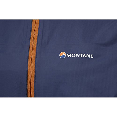 Orange Chaqueta Atómica para Authentic Blue Electric montano hombre qnrndxF80