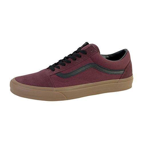 1b197674505cc2 Vans Unisex Shoes Old Skool (Gum Outsole) Catawba Grape Sneakers (10.5 D(