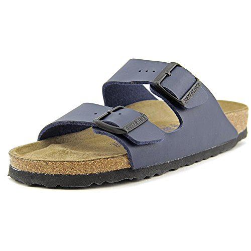 Birkenstock Unisex Arizona Navy Sandals - 8-8.5 2A(N) US Women