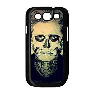 American Horror Story Samsung Galaxy s3 9300 Black Cell Phone Case TAL856308 Cell Phone Case For Guys