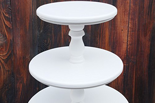 Wedding 5 tier Cake Stand Cupcake Stand Wooden White Wedding Cupcake stand Custom Cupcake Stand Wood Distress Cupcake Wedding, Stand for Cupcakes, Handmade cake stand by Pinnery