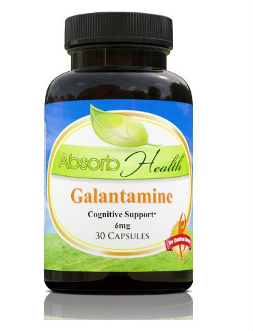 Galantamine Dreaming Cognitive Enhancement Supplement product image