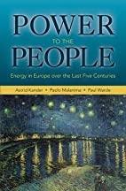 Power to the People : Energy in Europe Over…