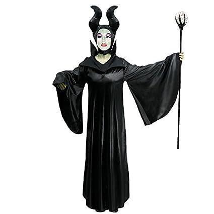 Disfraz Maléfica mujer adulto para Carnaval (L): Amazon.es ...