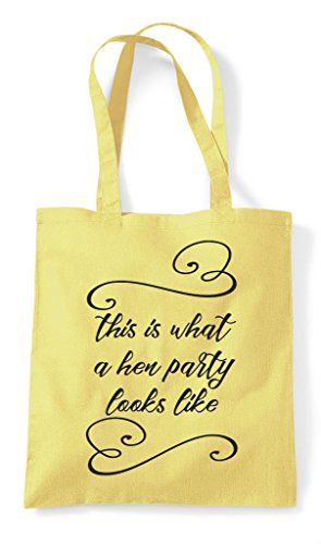 This Customised Hen What Lavender Shopper Is A Personalised Tote Looks Party Do Like Bag 5EqwqHS
