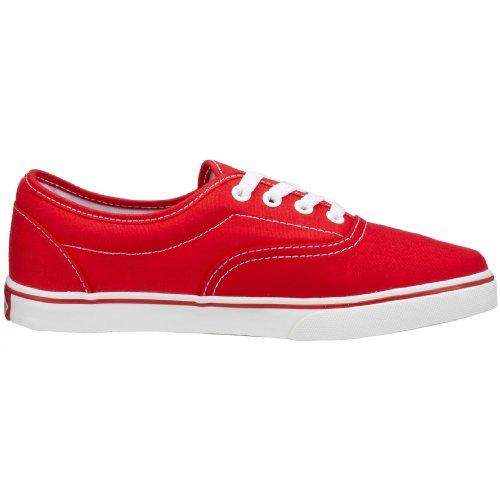 skate Rojo LPE Vans de Zapatillas VJK6RED unisex f0zcwOHq