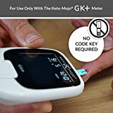 KETO-MOJO Test Strip Combo Pack for Use ONLY with