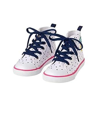 Gymboree Pineapple Sneakers, White