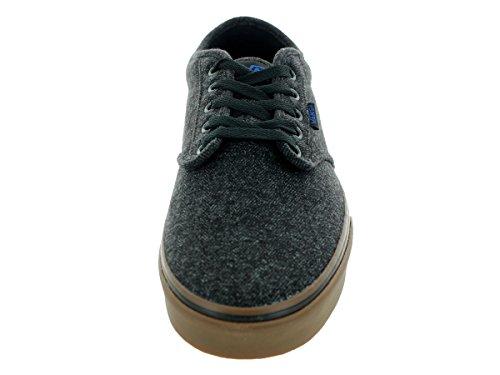 Vans Menns Atwood (tekstil / Gum) Skatesko Bk / Olympn Bl