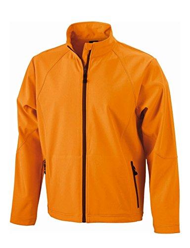 Softshell Men's Orange Uomo Jacket In Giacca fvwq7pw
