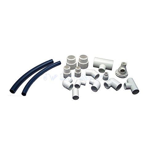 BMH Jet Replacement Kit, White (Whirlpool Bathtub For Jet)