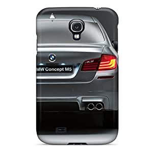 Shock-dirt Proof Bmw M5 Concept Cases Covers For Galaxy S4