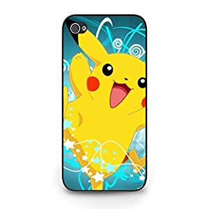 Iphone 5/5s Wonderful Fascinating Style Anime pecket monster Role Cover Case for Iphone 5/5s Famous Popular Endearing pecket monster Phone Case