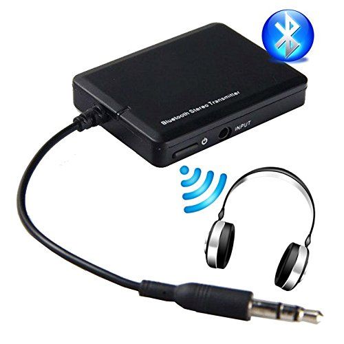 JETech Bluetooth Receiver and Transmitter 2-in-1...