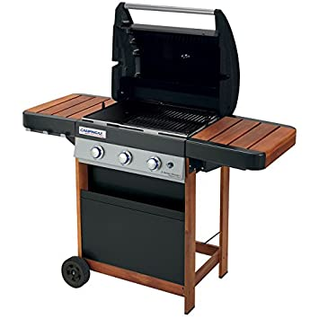 Barbacoa de gas Campingaz 3 Series Woody LD