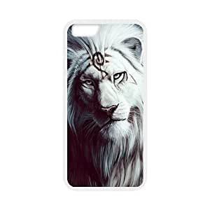 Black and White Photograph Animal Series Fashion Lion Design Hot Custom Luxury Case Cover For SamSung Galaxy S4 Mini (White) with Best Plastic ALL MY DREAMS