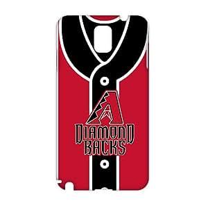 MLB Arizona Diamondbacks 3D Phone Case for Samsung note3