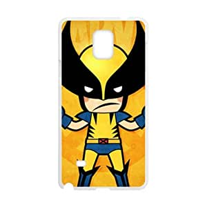 Lovely cartoon ironman Cell Phone Case for Samsung Galaxy Note4