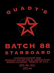 NV Quady Batch 88 Starboard Blend - Red 375ML