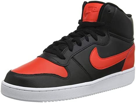 Nike Ebernon Mid, Chaussures de Basketball Homme: Amazon.fr