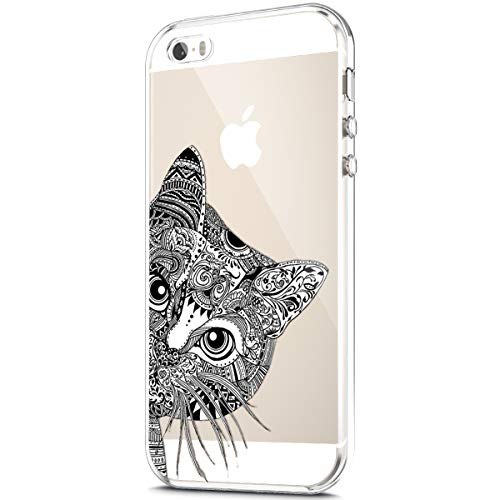 ikasus Case for iPhone SE/iPhone 5S 5 Case