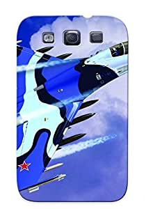 Appearance Snap-on Case Designed For Galaxy S3- Su30mk Russian Soviet Jet Jets Military (best Gifts For Lovers)
