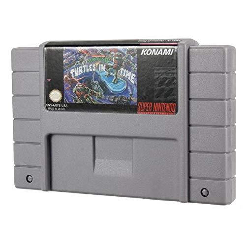 Video Game Card - Video Game Cartridge - Teenage Mutant ...
