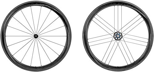 Campagnolo 2019 Bora WTO 45 Carbon Clincher Wheelset USB Bearings Dark Label