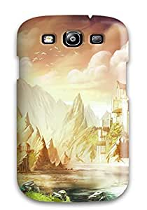 Special Design Back Trine 2 Phone Case Cover For Galaxy S3