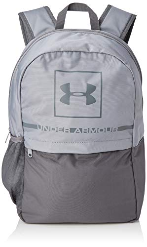 Under Armour Project 5 Backpack Rucksack Sports Bag Grey (Boys Under Armour Backpack)