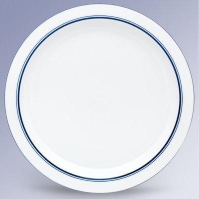 Dansk Christianhavn Blue Dinner Plate (Dansk Christianshavn Blue Bistro)