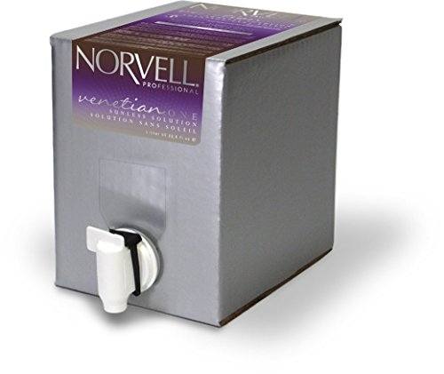 Norvell Premium Sunless Tanning Solution - Venetian One, 1 Liter