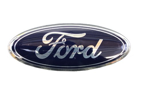 Genuine Ford Accessories AS4Z-8213-A Front Grille Ford Emblem (Grills For Ford Escape compare prices)